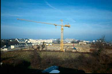 construction IUT cherbourg manche